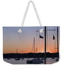 Beaufort Sc Sunset Weekender Tote Bag