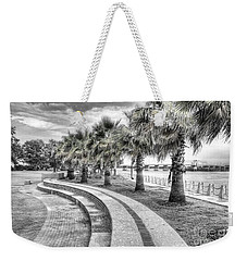 Beaufort Sc Water Front Park Weekender Tote Bag