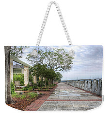 Beaufort - Sea Wall Weekender Tote Bag