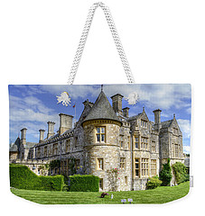 Beaulieu Weekender Tote Bag by Spikey Mouse Photography