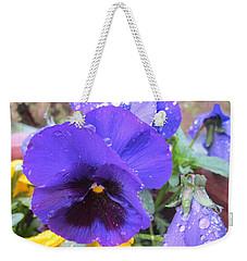 Beauties In The Rain Weekender Tote Bag