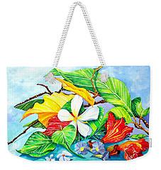 Beauties Of India Weekender Tote Bag