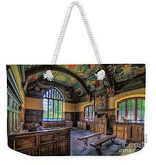 Beautiful 17th Century Chapel Weekender Tote Bag