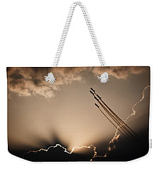 Weekender Tote Bag featuring the photograph Beautiful 5 by Paul Job