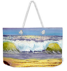 Beautiful Beach Weekender Tote Bag