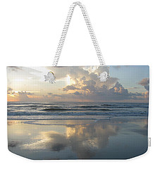 Beautiful Beach Sunrise Weekender Tote Bag
