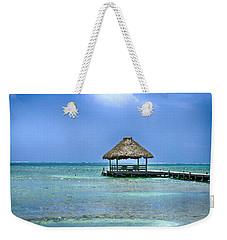 Beautiful Belize Weekender Tote Bag