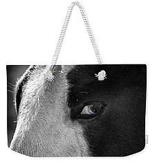 Beautiful Blind Soul Horse Weekender Tote Bag