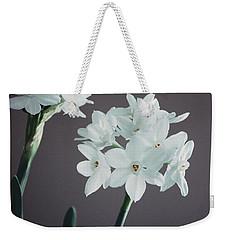 Beautiful Bloomer Weekender Tote Bag
