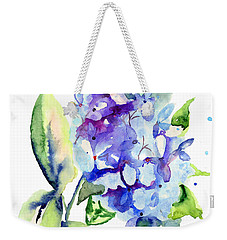 Beautiful Blue Flowers Weekender Tote Bag