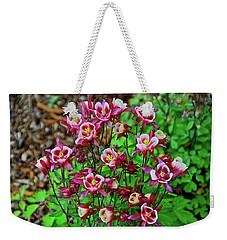 Beautiful Columbine   Weekender Tote Bag