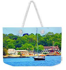 Beautiful Day For Sailing Weekender Tote Bag