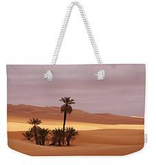 Beautiful Desert Weekender Tote Bag