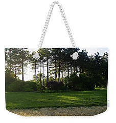 Weekender Tote Bag featuring the photograph Beautiful Earth by Verana Stark