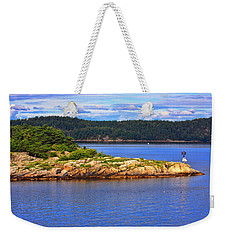 Beautiful Evening Weekender Tote Bag