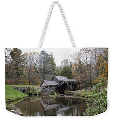 Beautiful Historical Mabry Mill Weekender Tote Bag