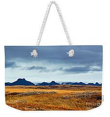 Beautiful Iceland Weekender Tote Bag