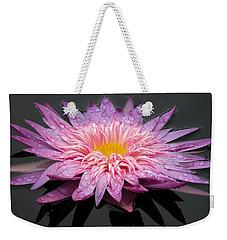 Beautiful Lily Weekender Tote Bag