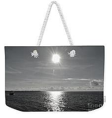 Beautiful Morning Weekender Tote Bag by Amar Sheow