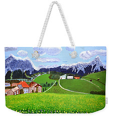 Beautiful Norway Weekender Tote Bag