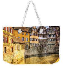 Beautiful Past Weekender Tote Bag