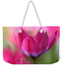 Beautiful Pink Weekender Tote Bag