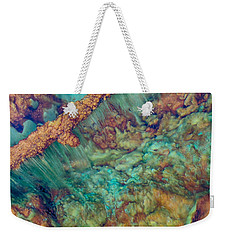 Beautiful Rebar Hot Springs Weekender Tote Bag