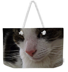 Weekender Tote Bag featuring the photograph Beautiful Slumber by Robyn King