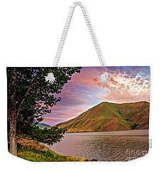 Beautiful Sunrise Weekender Tote Bag by Robert Bales