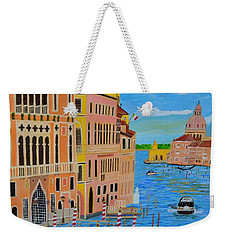 Beautiful Venice Weekender Tote Bag