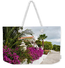 Weekender Tote Bag featuring the photograph Beautiful Walk by Amar Sheow