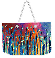Beautiful Weeds On Venus Weekender Tote Bag