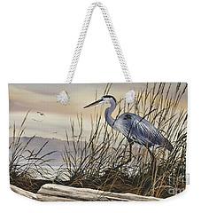 Beauty Along The Shore Weekender Tote Bag