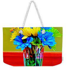 Beauty In A Vase Weekender Tote Bag