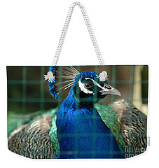 Beauty In Captivity Weekender Tote Bag by Randi Grace Nilsberg