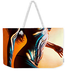 Beauty In Light Weekender Tote Bag