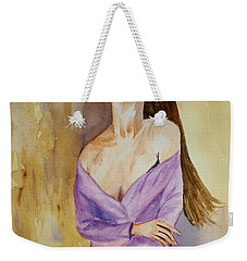 Beauty In Thought Weekender Tote Bag