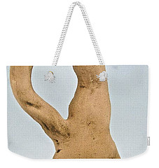 Beauty Must Pose For Us Weekender Tote Bag by Mario Perron
