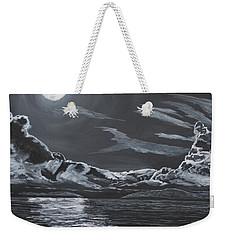 Beauty Of The Night Weekender Tote Bag