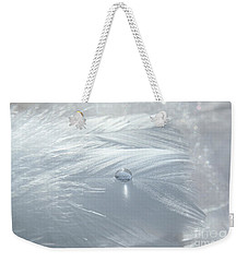 Beauty Of White Weekender Tote Bag