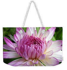 Beauty With Double Identity Weekender Tote Bag by Lingfai Leung