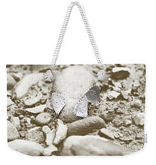 Beauty X3 Weekender Tote Bag