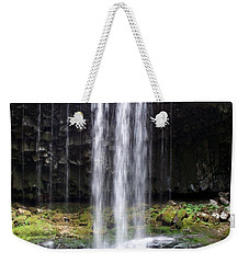Beaver Falls Weekender Tote Bag by Chalet Roome-Rigdon