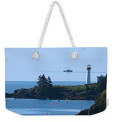 Beaver Harbour Nb Canada Weekender Tote Bag