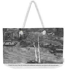 Beaver Pond - Article - Mary Krupa Weekender Tote Bag