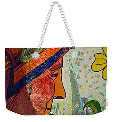 Becoming The Garden - Garden Appreciation Weekender Tote Bag
