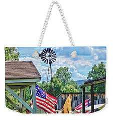 Bedford Village Pennsylvania Weekender Tote Bag