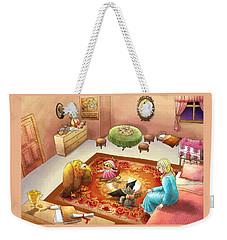 Bedtime For Tammy Weekender Tote Bag