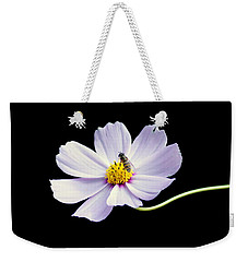 bee and Wildflower Weekender Tote Bag