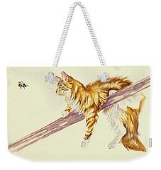 Bee Determined Weekender Tote Bag